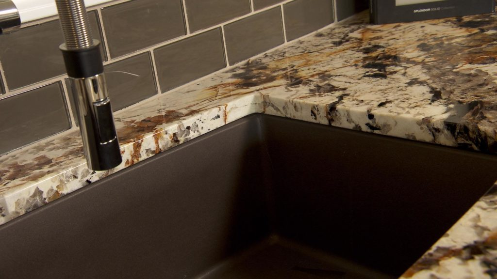Captivating Marble Countertop