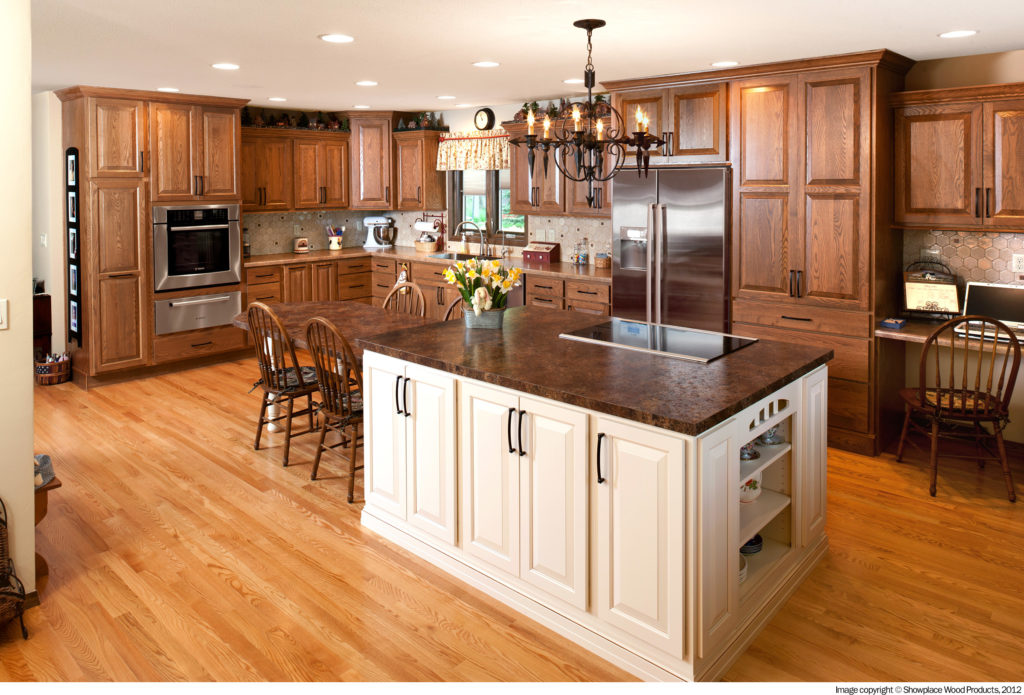Red-Oak-Kitchen-Showplace