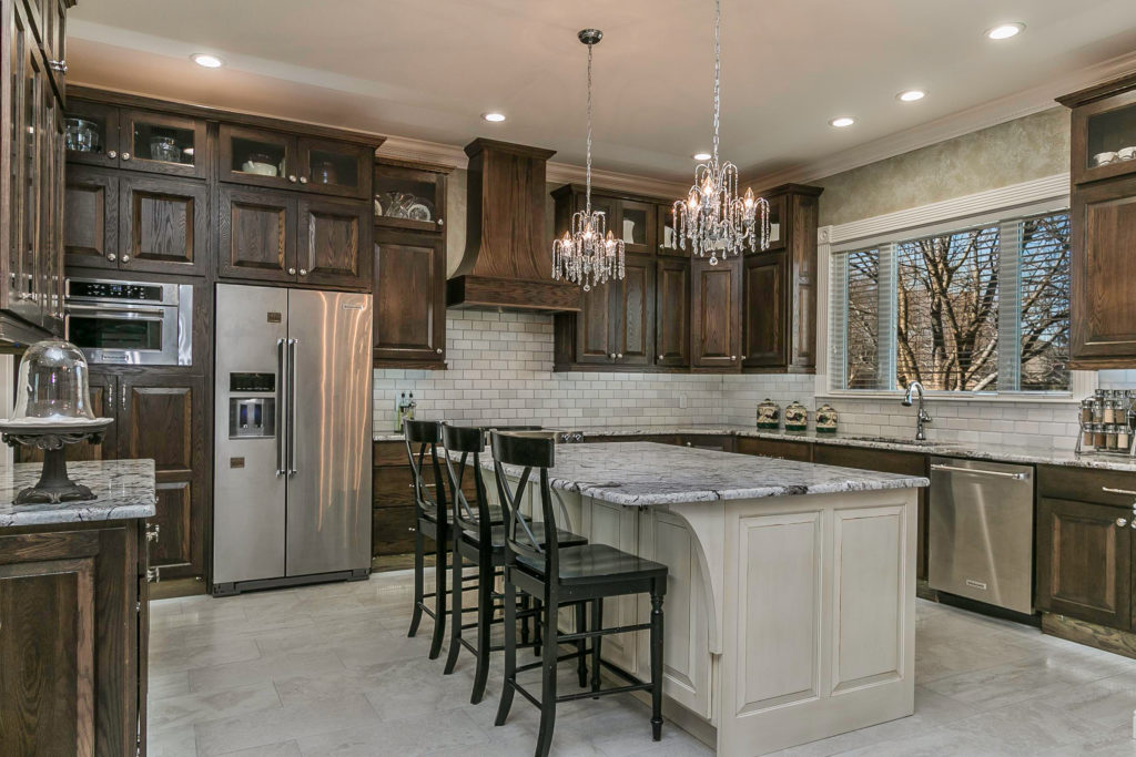 Red Oak Kitchen Cabinets Showplace