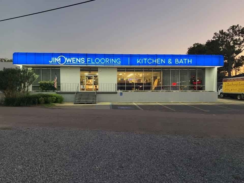 Jim Owens Flooring Kitchen & Bath