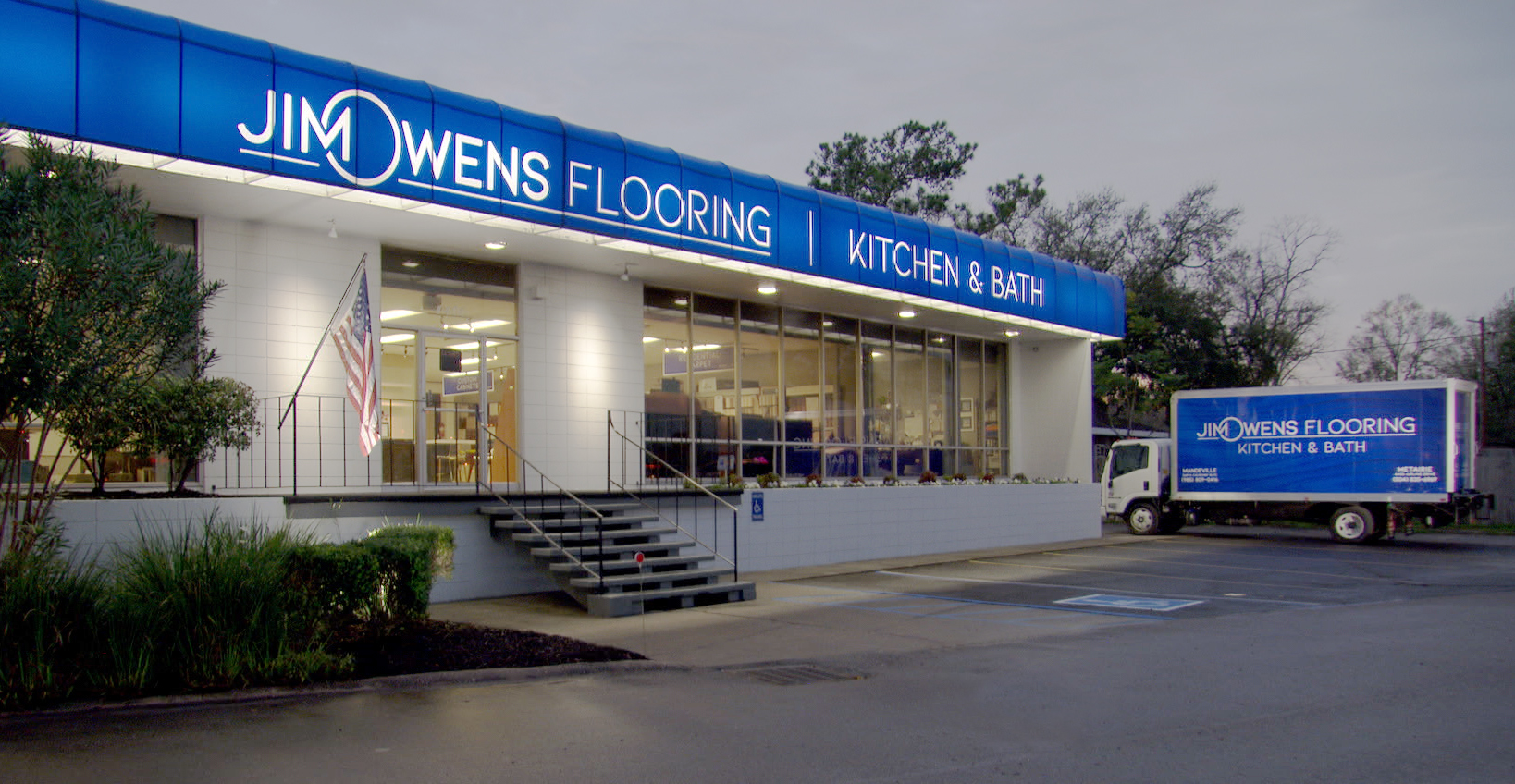 Jim Owens Flooring Kitchen & Bath