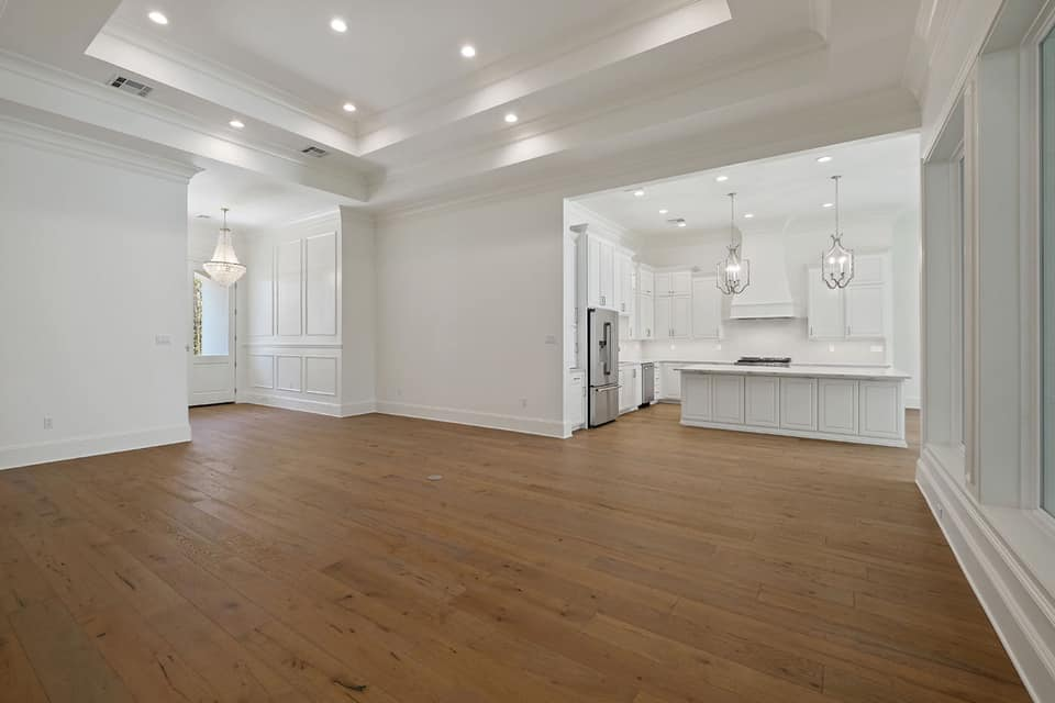wood floors covington